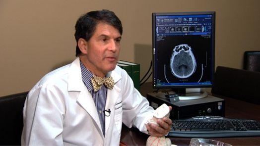 Неврохирургът д-р Ибън Алекзандър