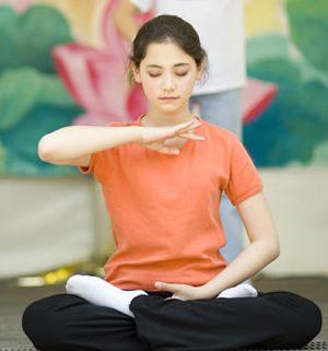 Фалун Гонг - медитация